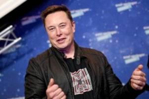 Kryptowährung: Musk: Tesla und SpaceX setzen weiter auf Bitcoin
