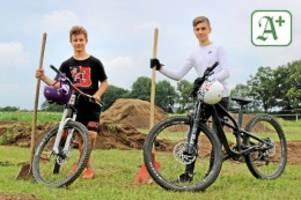 BMX-Piste: Tangstedt bekommt einen eigenen Dirtpark