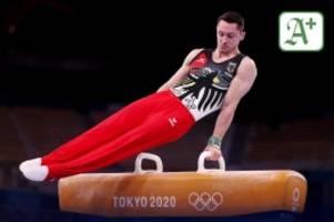 Olympische Spiele: Turner Andreas Toba: Olympia beginnt für mich noch mal neu