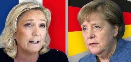 deutschland-hass als wahlkampf-strategie