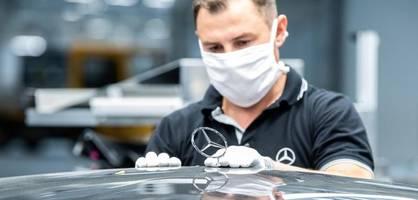 Ausgerechnet Gewinne sorgen bei Daimler für Ärger