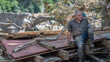 Hochwasser-Katastrophe: Bundesregierung will Soforthilfe beschließen