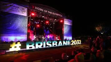 sommerspiele in australien - goldenes zeitalter: brisbane bekommt olympia 2032