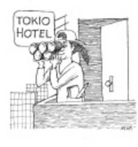Kolumne Tokio Hotel: Bitte nicht singen!