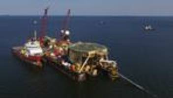 Nord Stream 2: Wir beteiligen uns nicht an Deals zulasten Dritter