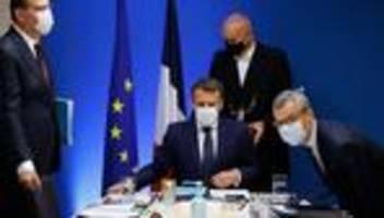 Spionage-Software: Emmanuel Macron beruft Krisensitzung wegen Pegasus ein