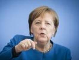 Merkels letzte Sommer-Pressekonferenz
