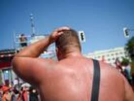 Zahl der Hitzetoten in Berlin und Brandenburg wächst