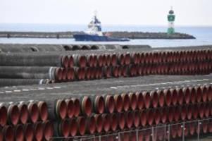 Gaspipeline: EU-Kommission will Einigung zu Nord Stream 2 diskutieren