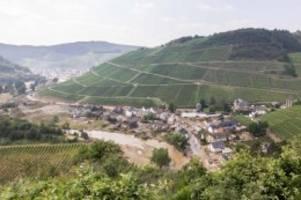 Hochwasserkatastrophe: Kein einziges Fass mehr da - Weinbau an der Ahr am Boden