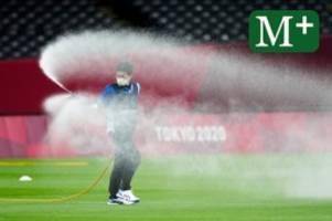Olympia 2021: Teamarzt: Klima in Japan extrem harte Herausforderung