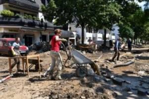 Katastrophenhilfe: Nach dem Hochwasser: Wie können Freiwillige helfen?