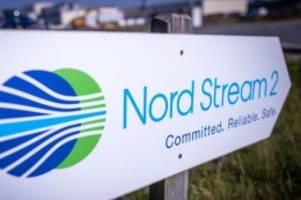 Gaspipeline: Deutschland und USA einigen sich bei Nord Stream 2