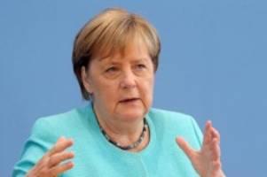Energie: Merkel: Einigung mit USA zu Nord Stream 2 guter Schritt