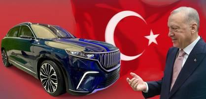Erdogans Traum vom türkischen Tesla