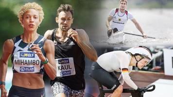 Olympia 2021 in Tokio: Das sind Deutschlands Medaillen-Hoffnungen