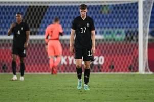 Deutsche Auswahl mit Olympia-Fehlstart gegen Brasilien