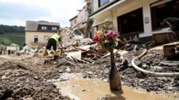 Hochwasserkatastrophe: Eine noch nie erlebte Ausnahme
