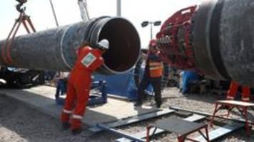 Nord Stream 2: Die Ukraine traut dem Frieden nicht