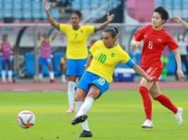 Frauenfußball bei Olympia: Gold fehlt ihr noch