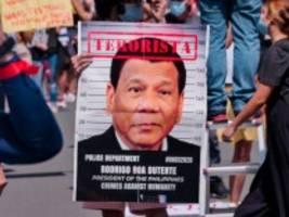 Philippinen: Warum Duterte die Justiz weiter fürchten muss
