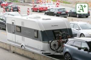 Verkehr in Hamburg: ADAC erwartet Stauwochenende auf Autobahnen rund umHamburg
