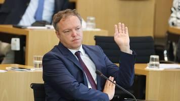 voigt zu misstrauensvotum: attacke auf parlamentarismus