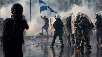 Griechenland - Mitsotakis: Impfpflicht ist nicht verfassungswidrig
