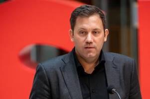 spd kritisiert cdu-verhalten bei misstrauensvotum in thüringen