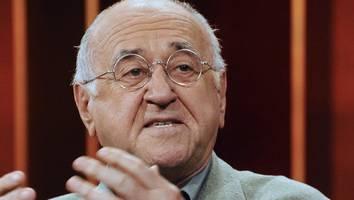 TV-Star stirbt mit 87 Jahren - Als Alfred Biolek bei RTL zu Outing gezwungen wurde, war es verletzend und heilsam zugleich