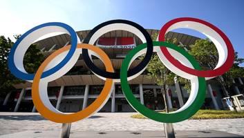 Olympia 2021 in Tokio - Endlich geht's los! Eröffnungsfeier der Olympischen Sommerspiele in Tokio