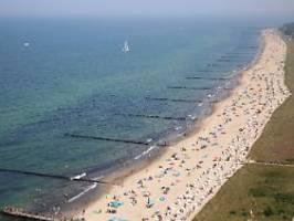 Erste Infektion 2021 bestätigt: Ostseebäder warnen vor Vibrionen im Wasser