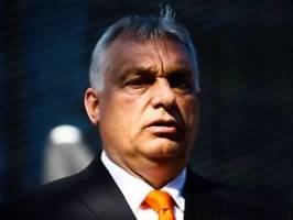 Hilfsgelder blockiert: Orban will EU-Corona-Geld nur unter Bedingungen