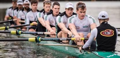 Olympia 2021 - Deutschland-Achter: »Nur zufrieden, wenn es Gold wird«