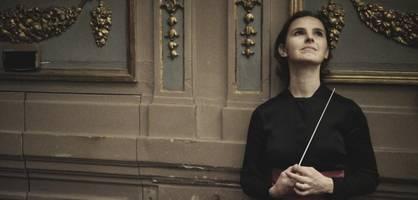 Die erste Frau, die in Bayreuth dirigiert