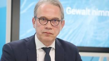 Innenminister Maier kritisiert AfD nach Misstrauensvotum