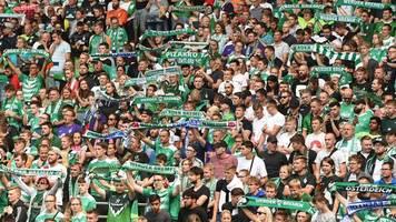 Werder gegen Hannover: Zweitliga-Nordduell vor 14.000 Fans