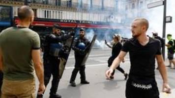 Pandemie in Frankreich: Wieder Protest gegen neue Corona-Pläne