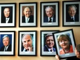 Bundesregierung: Meine Kanzler und ich