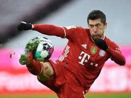 Wieder Fußballer des Jahres: Lewandowski ist ein konkurrenzloser Gigant