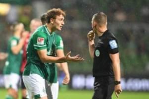 Fußball: 1:1 gegen Hannover: Werder enttäuscht bei Zweitliga-Auftakt