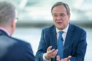 Misstrauensvotum: Laschet verteidigt Thüringer CDU-Fraktion