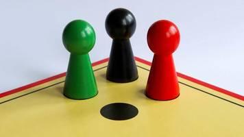 Tauchsieder: Baerbock, Laschet, Scholz: Keiner wird gewinnen