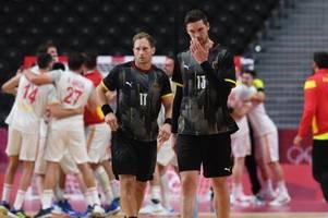 den deutschen handballern fehlt beim olympia-auftakt die abgezocktheit