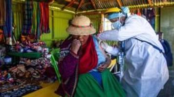 coronavirus: peru sorgt sich vor der lambda-variante
