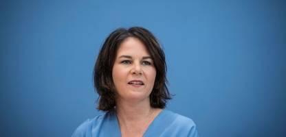 Annalena Baerbock und das N-Wort: Fehltritt auf ureigenem Terrain