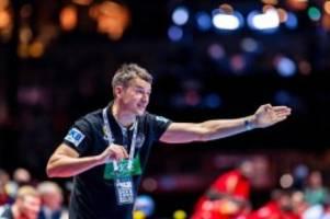 handball: ex-bundestrainer prokop startet training in hannover