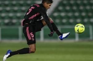 Medienberichte: Wechsel von Varane zu Manchester United perfekt
