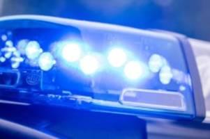 Verkehr: Autofahrer flieht vor Kontrolle: Polizist schießt auf Wagen