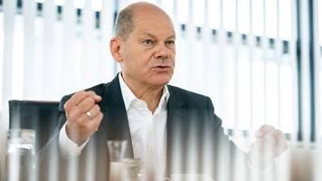 Scholz soll im Herzen des Ruhrgebiets Wahlkampf starten